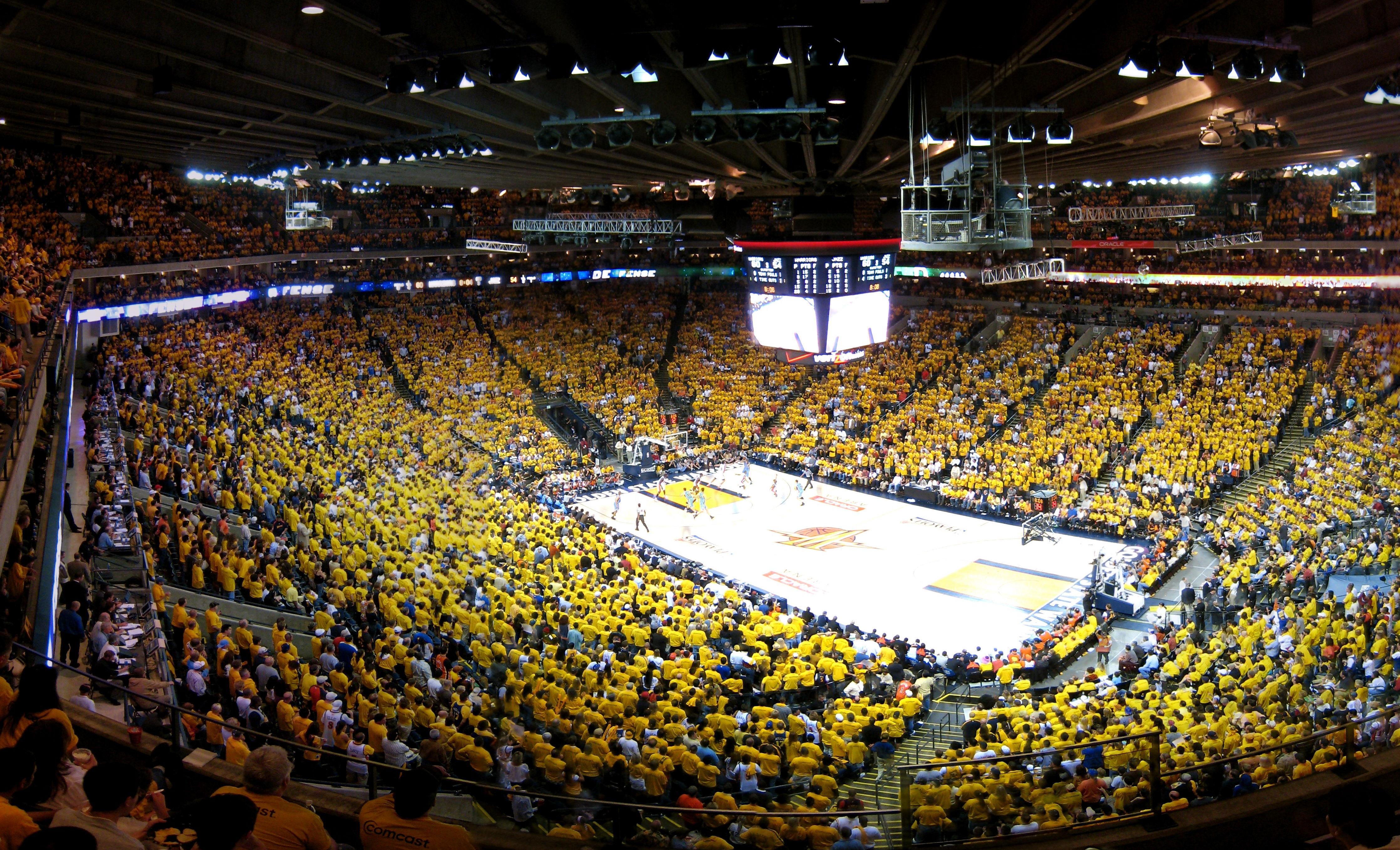 14077 - ¿Sabrías relacionar cada equipo de la NBA con su pabellón?