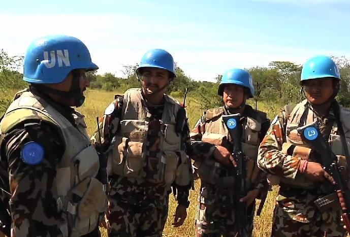 Presidente, ¡La ONU nos pide enviar tropas a Somalia!