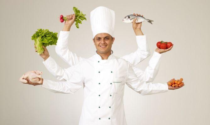 14100 - ¿Eres un 'friki' de la cocina?