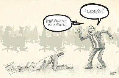 Presidente, ¡quieren echarte del gobierno!