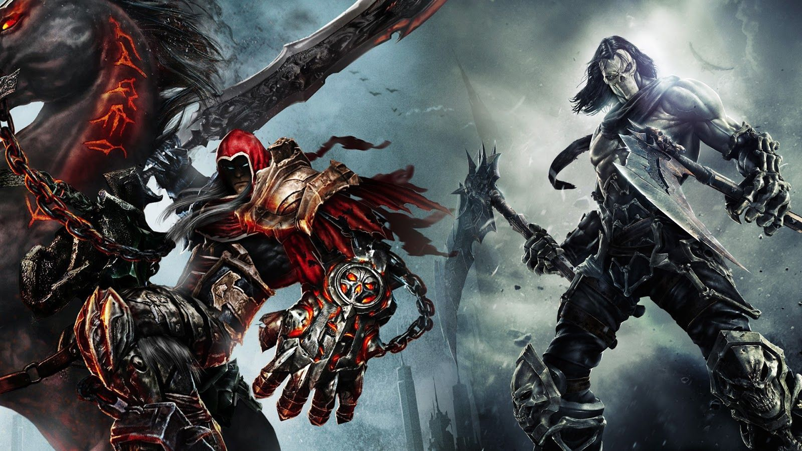 14109 - ¿Cuánto sabes sobre la saga Darksiders?