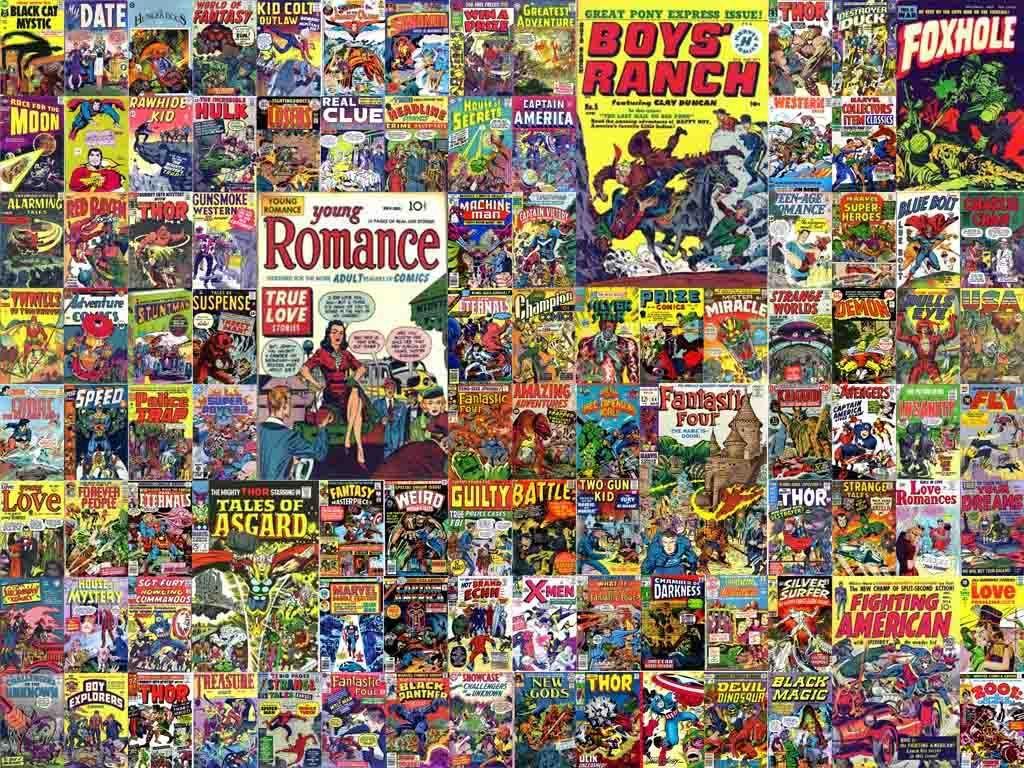 14130 - ¿Cuántos personajes de cómics conoces?