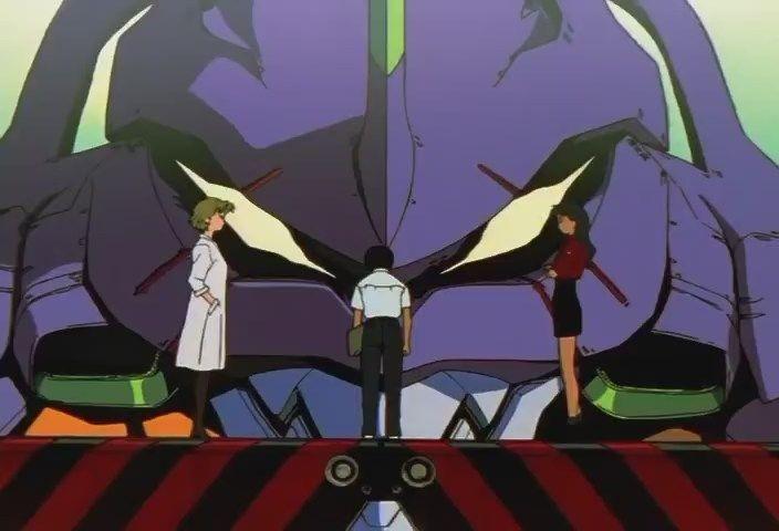 ¿De estar en la situación de Shinji, habrías huido?