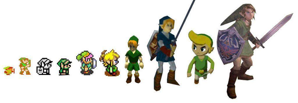 14133 - Si eres tan fan de la saga The Legend of Zelda, adivina a qué juego pertenece cada Link