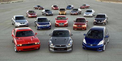 Al finalizar el camino hay tres coches para poder escapar... ¿Cuál eliges?
