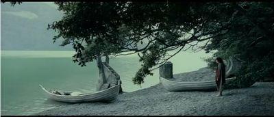 Eres Frodo en Amon Hen. Decide el destino de la Comunidad del Anillo. ¿Qué haces? (esta escena me hace llorar, siempre)