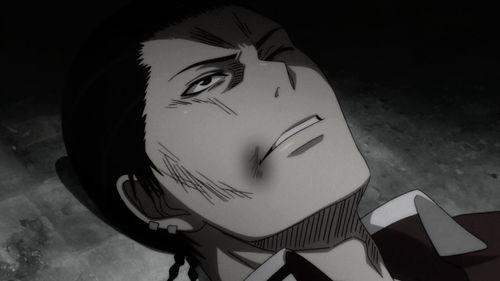 ¿A quién pega Shōgo Haizaki?