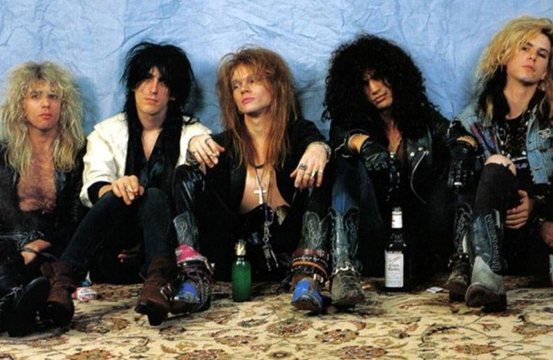 14197 - ¿Cuánto sabes de los Guns N' Roses?