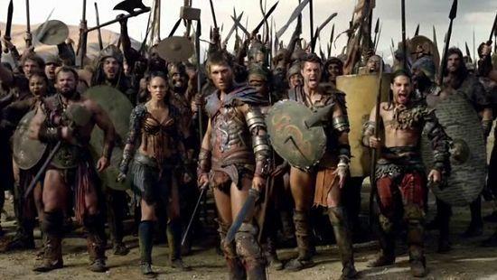 ¿Cuales son los mejores guerreros de Spartaco?