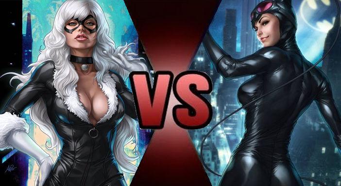 ¿ Gata Negra o Catwoman ?