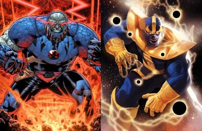 Otra fuerte ¿ Darkseid o Thanos ?