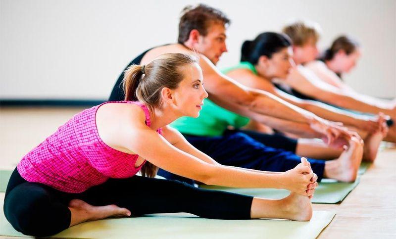 Si practicaras yogui, ¿con quién te juntarías?