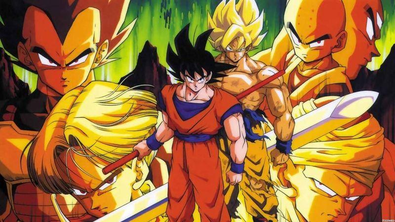 14276 - Personajes Dragon Ball Z Budokai Tenkaichi 3