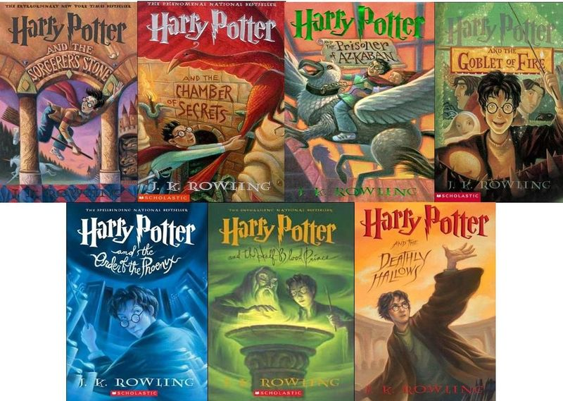 14303 - Frases de Harry Potter (Libros)