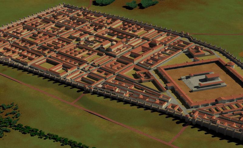 Lugovico fue un caudillo cántabro que derrotó a los romanos en Asturica Augusta