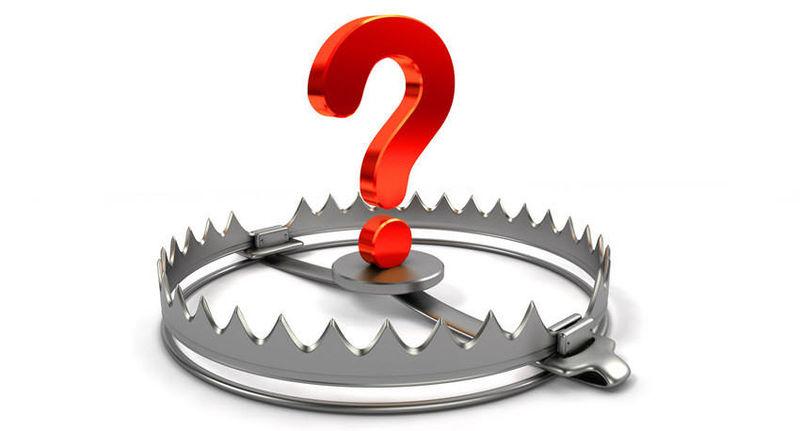 14312 - ¿Pregunta trampa o no? El 90% de la gente no pasa este test