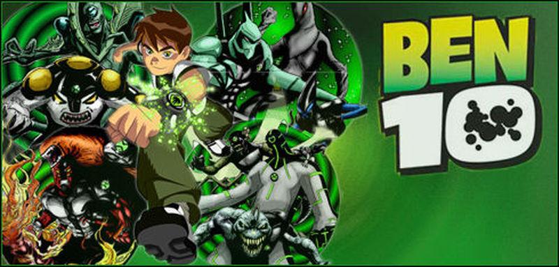 14317 - ¿Cuantos personajes sabrías relacionar de la serie Ben 10?