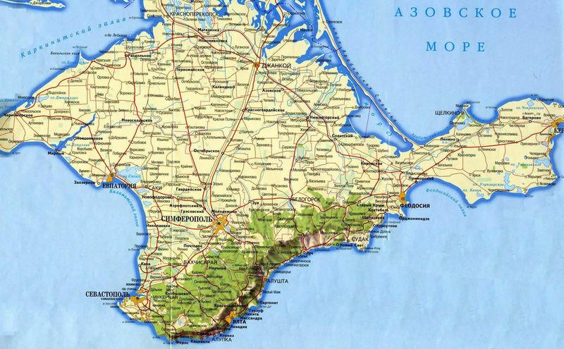 Crimea pertenece