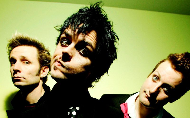 14330 - Letras de Green Day [Difícil]