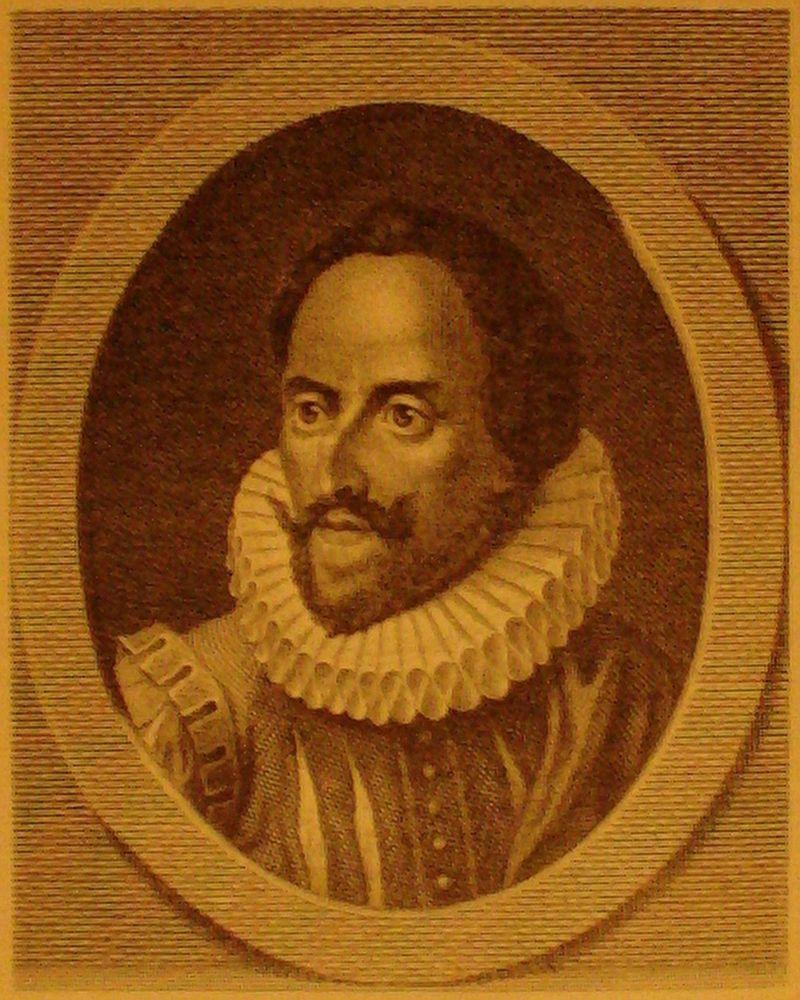 ¿En qué año nació D. Miguel de Cervantes?