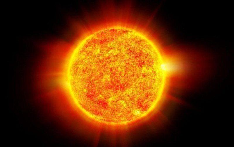 ¿De qué color es el Sol?