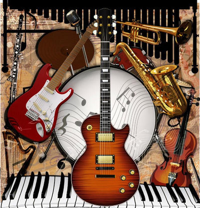 14462 - Relaciona cada nombre con su instrumento musical correspondiente