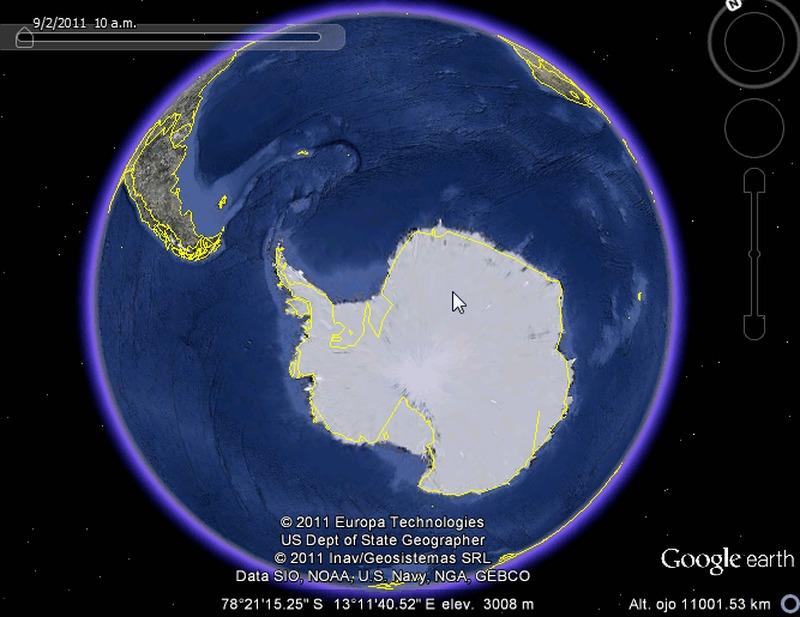 Día 4: Puede que sea el último día que te quedes en la Antártida. Bohr propone ir al punto geográfico exacto del polo sur...