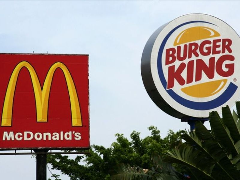 ¿Burger King o Mcdonalds?