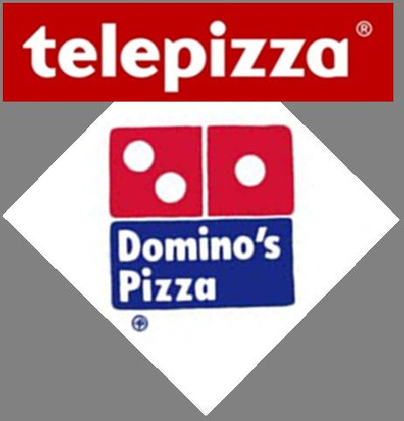 ¿Telepizza o Dominospizza?