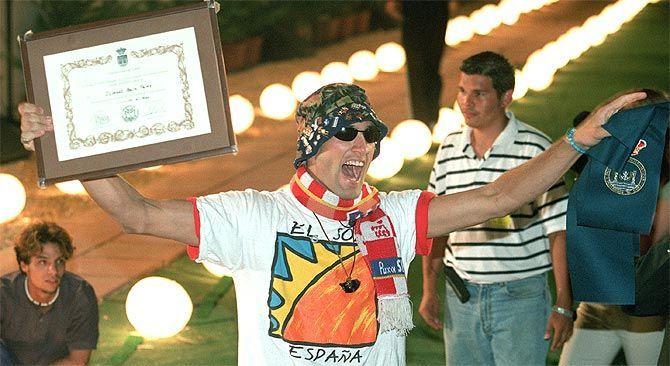 ¿De qué provincia andaluza procedía el ganador de la primera edición de Gran Hermano, Ismael Beiro?