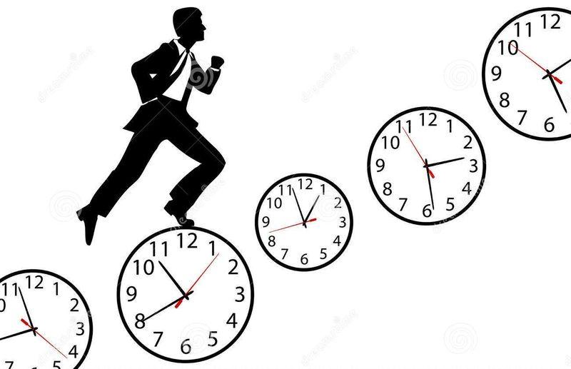 Tienes prisa para llegar a un sitio y ves que llegas tarde, ¿qué haces?