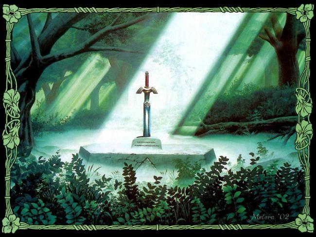 Prosigues tu camino y encuentras un altar con un arma ¿Qué arma preferirías?