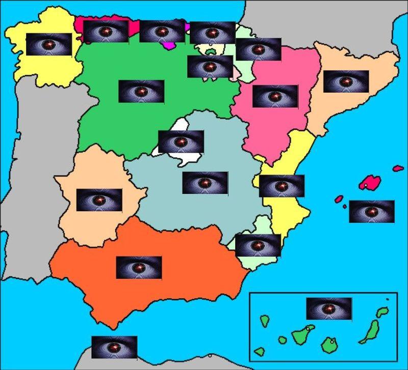 Andalucía ha sido hasta la fecha la comunidad que más concursantes ha traído a la casa de GH,  ¿que segunda comunidad le sigue?