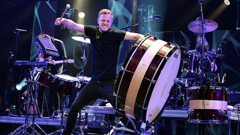 ¿Con qué hit Imagine Dragons sorprendió sobresaliendo  su rendimiento en las listas musicales de Estados Unidos?