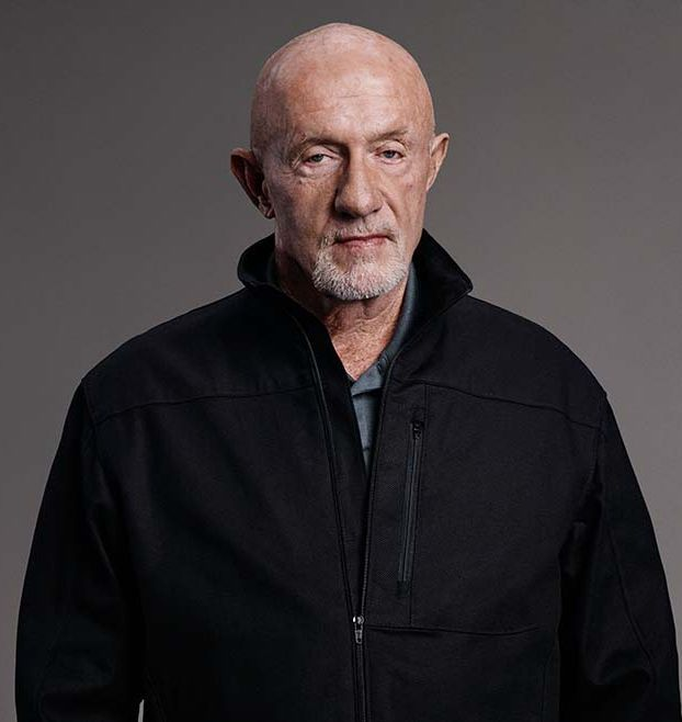 Mike Ehrmantraut trabaja en un...