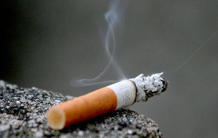¿Cuantos cigarrillos fuma al día?