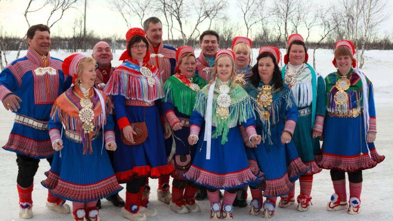 Conocemos al pueblo nativo de Laponia como lapón, pero ellos consideran estos términos peyorativos ¿Cómo prefieren ser llamados?