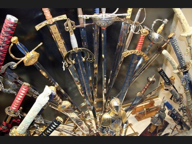 14750 - ¿Sabrías reconocer estas espadas de series anime?