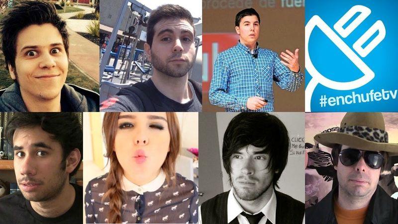 14789 - ¿Cuánto sabes de los youtubers? Parte 1