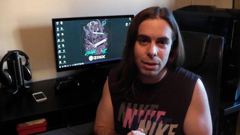 DrossRotzank dijo que un youtuber no era un personaje, ¿a quién se refería ?