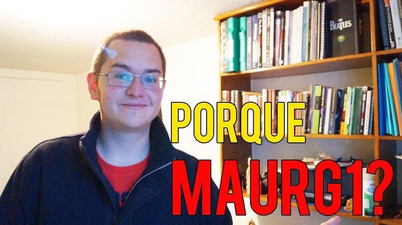 ¿Qué youtuber hizo que Maurg1 tuviera que borrar varios de sus vídeos?