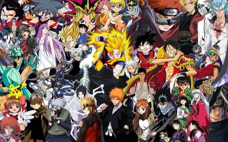 ¿Quién maneja un canal sobre anime?