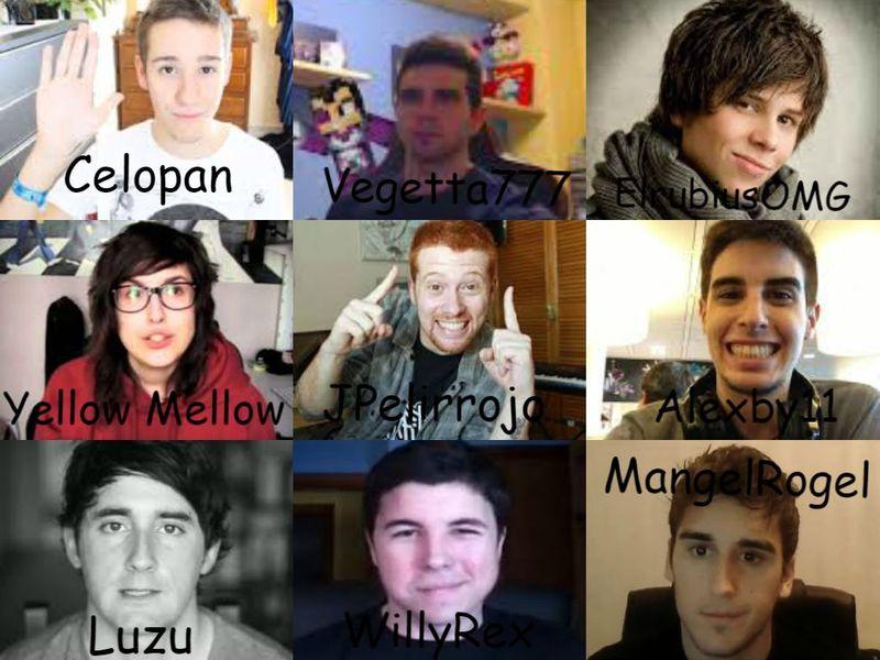 ¿Quién es el youtuber con más suscriptores de españa?