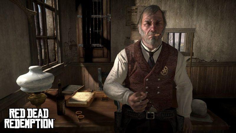El comisario te pide sin rodeos que le acompañes para vengarse. Te ofrece 3 armas... ¿Cuál coges?