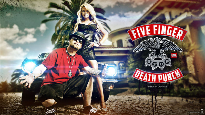 14830 - ¿Cúanto sabes de Five Finger Death Punch?