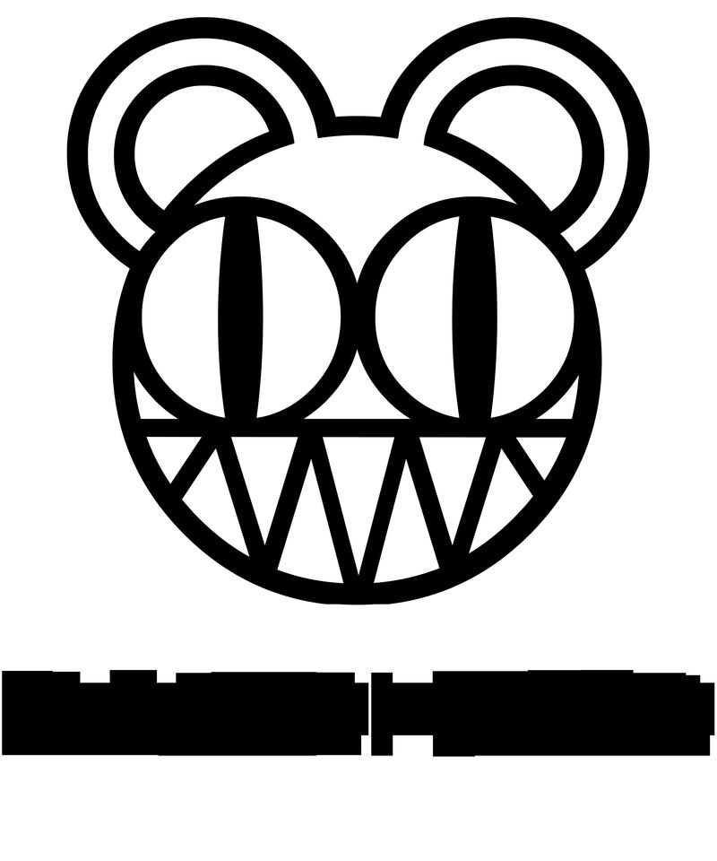 Según Gigwise, el símbolo de Radiohead es uno de los mejores logos de bandas que existen, ¿qué es lo que representa?