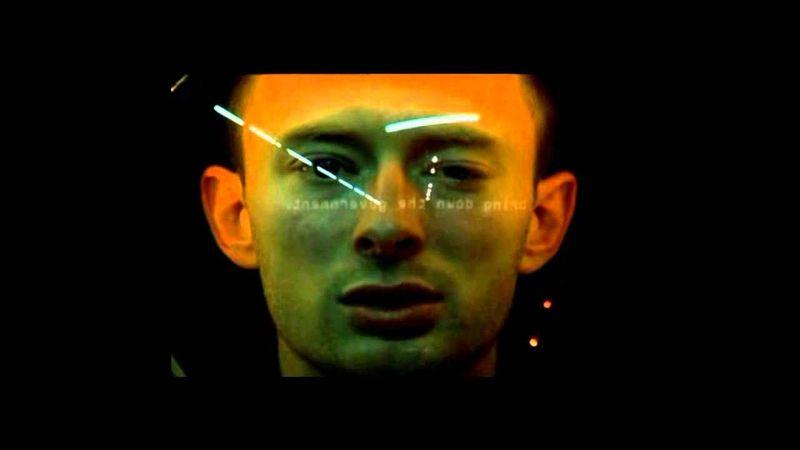 En el video musical de No Surprises (del álbum Ok computer) ¿qué podemos apreciar?