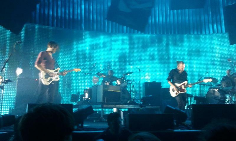 ¿Cuál de los siguientes grupos fueron de los primeros en influir a Radiohead?