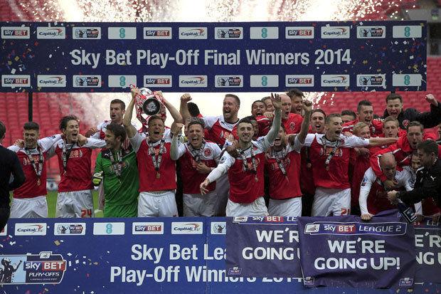 14874 - ¿Reconoces a estos equipos de la League One y la League Two?