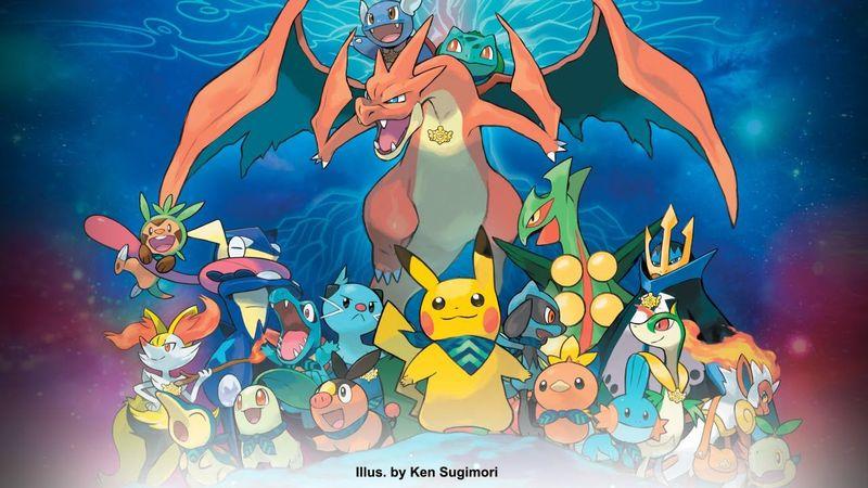 14875 - ¿Conoces estos líderes de equipos en la saga Pokémon Mundo Misterioso?